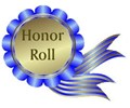 3rd Nine Week Honor Roll