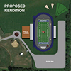 Proposed Stadium Layout