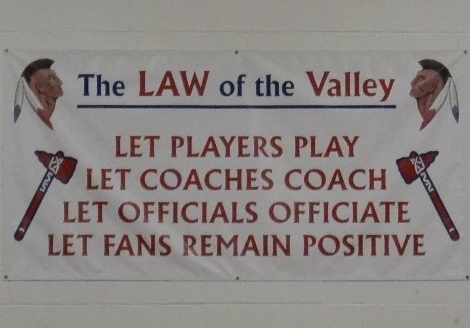 The Law Of The Valley