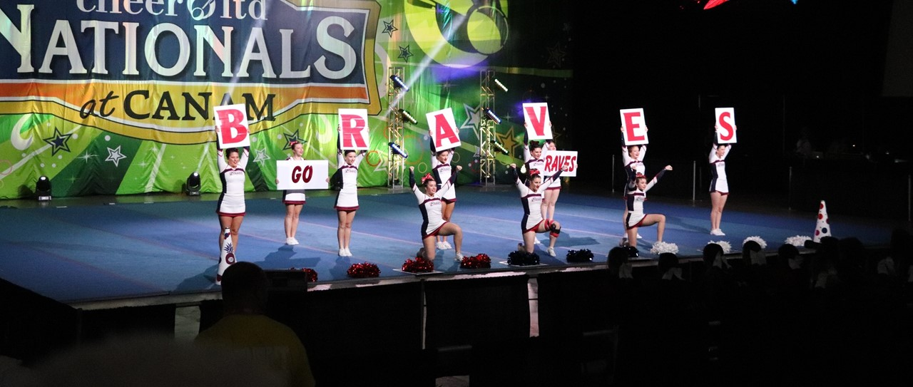 Cheerleader Nationals