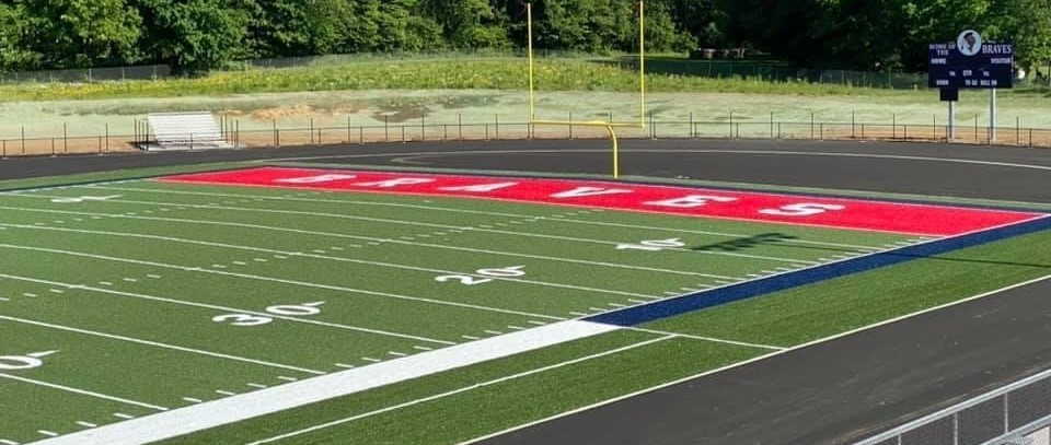 Turf at New Stadium 1