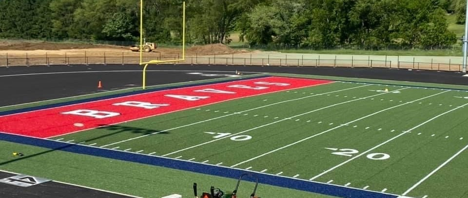 Turf at New Stadium 2